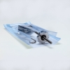Stericlin-Klarsichtschlauch 2466, 7,5 cm/200 m