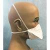 Faltmaske FFP2, ohne Ausatemventil, mit Kopfschlaufen Irema
