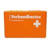 Verbandskasten Kunststoff Kiel mit Füllung DIN 13157-C orange