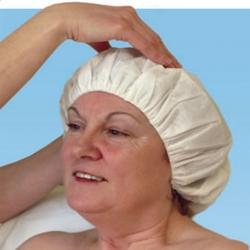Einmal-Haarwaschhaube