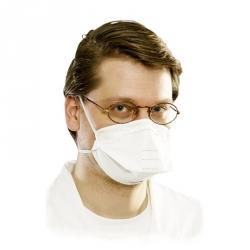 High-Risk-Mask weiß N 95, US Norm (30 Stück)