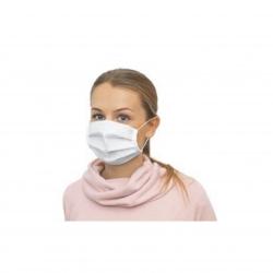 Mundschutz, mit Gummiband, wiederverwendbar, waschbar bei 60°C
