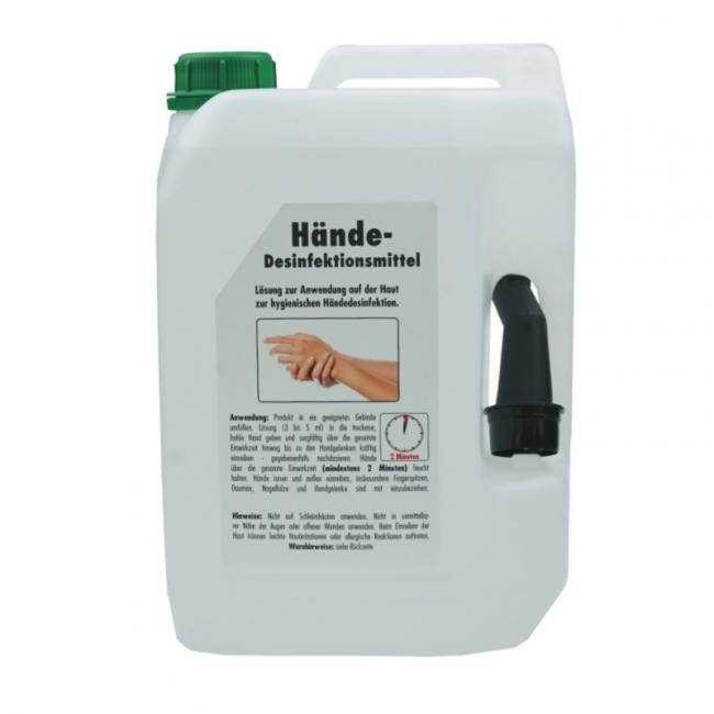 Händedesinfektionmittel Sonax 5 l