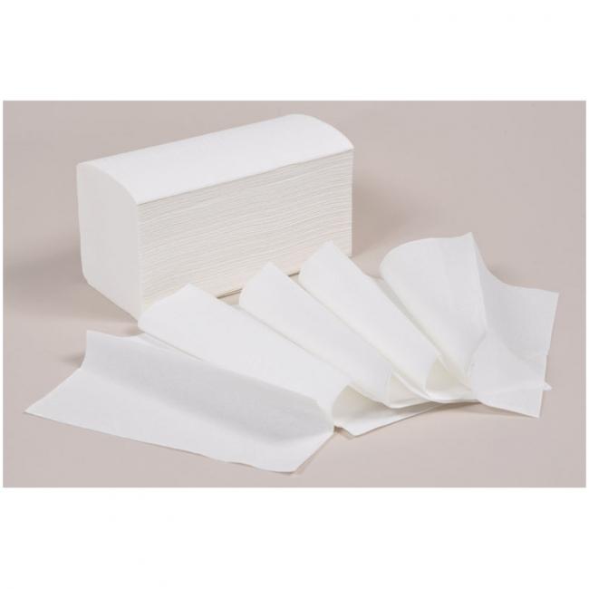 Handtücher Vivomed 25 x 23 cm hochweiß (20 x 160 Blatt)